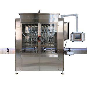 آلة تعبئة السوائل الأوتوماتيكية من نوع الجاذبية