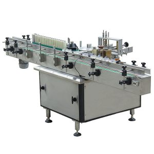 آلة لصق الورق اللاصق الرطب الأوتوماتيكية